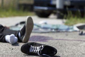 ट्रकको ठक्करबाट पैदल यात्रीको मृत्यु