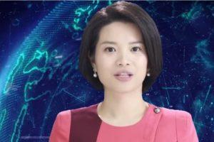चीनले बनायो समाचार पढ्ने रोर्बट !
